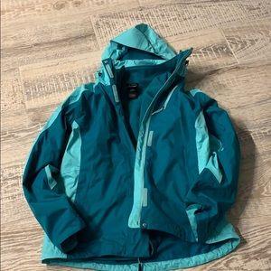 Large North Face Women's coat